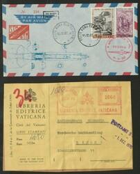 6630: Vaticane - Postal stationery