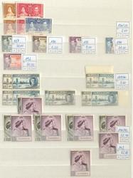2770: Gambia - Stamps bulk lot