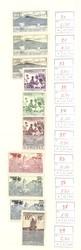 4025: Comoro Islands - Stamps bulk lot