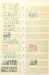 2475: Faroe Islands - Stamps bulk lot