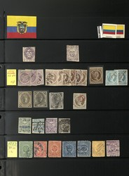 3930: Colombia - Collections
