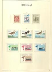 2475: Faroe Islands - Collections