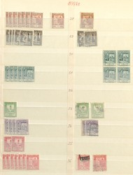 1675: Andorra Spanish Post - Collections