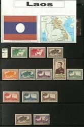 4120: Laos - Collections