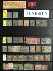 6445: Tunisia - Collections