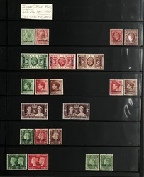 6165: Tangier British Post - Collections