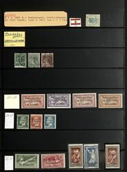 4160: Lebanon - Collections