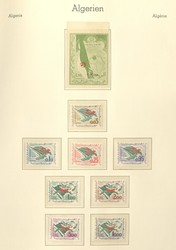 1665: Algeria - Collections