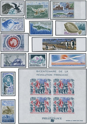 2680: French Antarctic Territories - Collections
