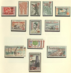 3850: Cameroon - Collections