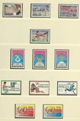 4630: Netherlands Antilles - Collections