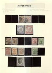 4685: North Borneo - Collections