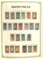 4735: Upper Volta - Collections