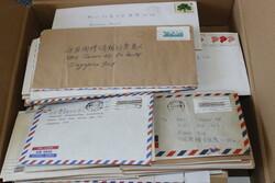 5755: Singapore - Covers bulk lot