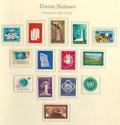 6580: UNO Geneva - Postal stationery