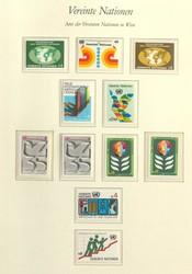 6590: UNO Vienna - Postal stationery