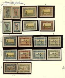 1740: Azerbaijan - Collections