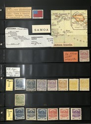 5580: Samoa - Collections