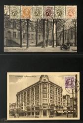 1810: Belgium - Picture postcards