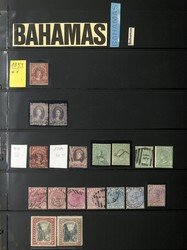 1775: Bahamas - Collections