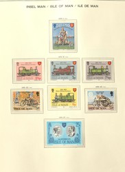 3350: Isle of Man - Collections