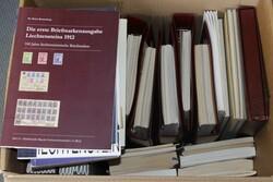 8700200: Literature Europe - Philatelic literature
