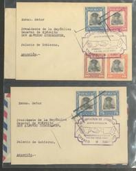 4905: Paraguay - Covers bulk lot