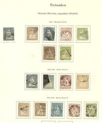 5655129: Switzerland Strubel - Collections