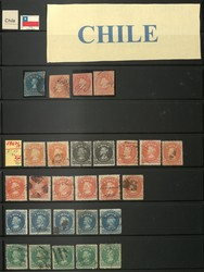 2055: Chile - Collections