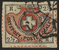 5655080: Switzerland Transitional Period, Waadt, Neuenburg, Winterthur