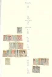 140: German Empire Stadtpost - Collections