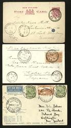 4565: New Zealand - Stamps bulk lot