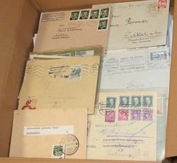 6335: Czechoslovakia - Covers bulk lot