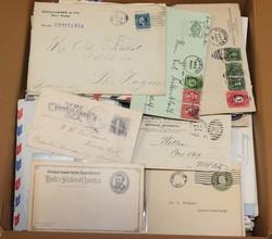 6605: United States - Postal stationery