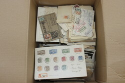 7710: Collections and Lots Cover - Stamps bulk lot