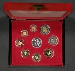100.70.330: Multiple Lots - Coins - Monaco