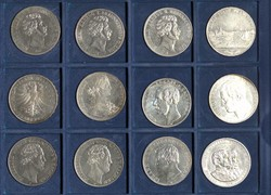 100.70.80.10: Multiple Lots - Coins - Germany - German States