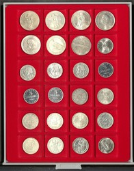 100.70.80.30: Multiple Lots - Coins - Germany - Weimar Republic