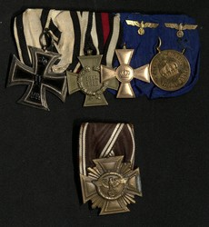 200.10.10: Historica, Studentica – Honours, German States until 1918