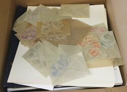 4610: Netherlands - Stamps bulk lot
