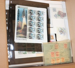 3340: Ireland - Stamps bulk lot