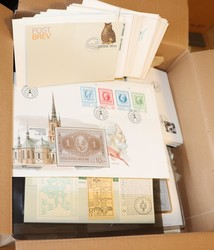 5625: Sweden - Stamps bulk lot