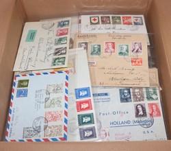 4610: Netherlands - Postal stationery