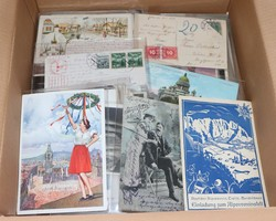 7910: Lots and Collections Picture Postcards Europe