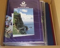 2475: Faroe Islands - Yearbooks