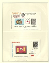 7380: Collections and Lots South America - Collections