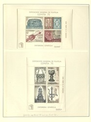 5790: Spain - Collections