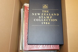 4565: New Zealand - Collections
