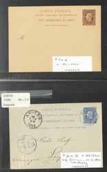 1850: Belgian Congo - Collections