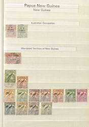 4900: Papua New Guinea - Collections